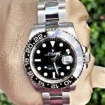 Rolex GMT-Master II Steel 40mm Black No numerals United States of America, South Carolina, GREENVILLE