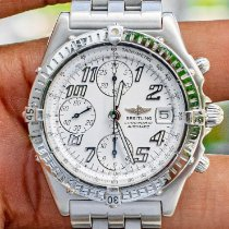 Breitling A13350 Steel 2001 40mm pre-owned United States of America, Texas, Plano