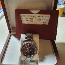 Omega Speedmaster Broad Arrow occasion 42mm Noir Chronographe Date Acier