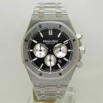 Audemars Piguet Royal Oak Chronograph Steel 41mm Black