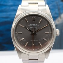 Rolex Air King Precision Acero 34mm Gris