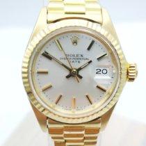 Rolex Lady-Datejust Желтое золото 26mm Золотой Без цифр