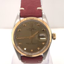 Rolex Oyster Perpetual 34 Gold/Steel 34mm Gold No numerals United States of America, New York, New York