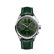 Breitling for Bentley new 2021 Automatic Chronograph Watch with original box and original papers AB0118A11L1X1