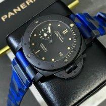 Panerai Special Editions Ceramic 47mm Black No numerals