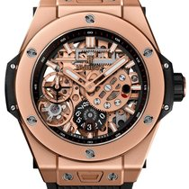 Hublot Big Bang Meca-10 nuevo 2020 Cuerda manual Reloj con estuche y documentos originales 414.OI.1123.RX