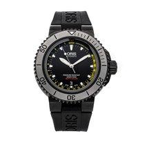 Oris Aquis Depth Gauge Steel 46mm Black No numerals United States of America, Pennsylvania, Bala Cynwyd