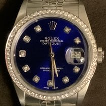 Rolex Oyster Perpetual Date Steel 36mm Blue No numerals United States of America, Florida, Jacksonville