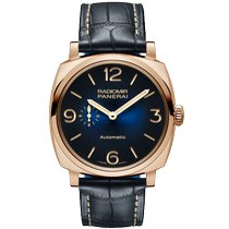 Panerai Rose gold 45mm Automatic pam 00934 pre-owned United States of America, California, Sunnyvale