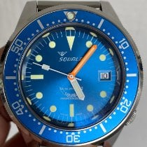 Squale Automatic pre-owned Singapore, SINGAPORE