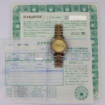 Rolex 16233 Gold/Steel 1991 Datejust 36mm pre-owned United States of America, California, Santa Monica