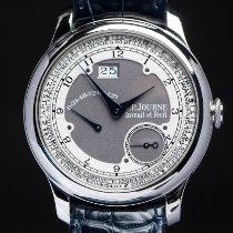 F.P.Journe Octa Platinum Grey Arabic numerals United States of America, Massachusetts, Boston