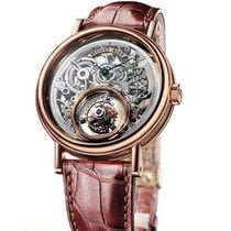 Breguet Classique Complications Rose gold 40mm Transparent United States of America, California, Newport Beach