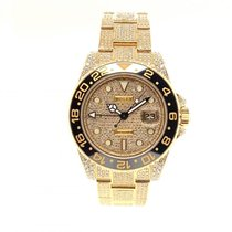Rolex 116718LN Or jaune 2013 GMT-Master II 40mm occasion