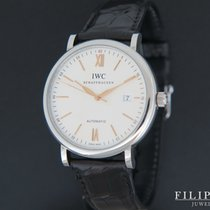 IWC Portofino Automatic Staal 39mm Zilver Nederland, Maastricht