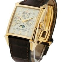 Girard Perregaux Vintage 1945 48mm Silver United States of America, California, Beverly Hills