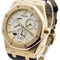 Audemars Piguet Royal Oak Dual Time 39mm White United States of America, California, Beverly Hills