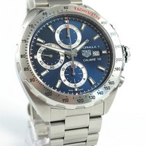 TAG Heuer Formula 1 Calibre 16 Steel 44mm Blue Arabic numerals