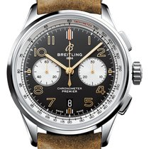 Breitling AB0118A21B1X1 New Steel 42mm Automatic