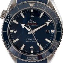 Omega Seamaster Planet Ocean Titane 45.5mm Bleu
