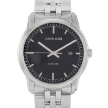 ck Calvin Klein Steel 42mm Automatic K5S3414Y new United States of America, Pennsylvania, Southampton