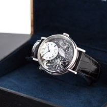 Breguet White gold 40mm Manual winding 7067bb/g1/9w6 pre-owned Singapore