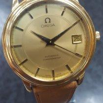Omega De Ville Prestige Yellow gold 35mm Gold No numerals United States of America, California, Los Angeles