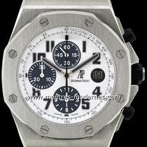 Audemars Piguet Royal Oak Offshore Chronograph Acier 42mm Arabes France, Paris