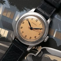 Longines Steel Manual winding pre-owned Malaysia