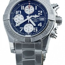 Breitling Avenger II Steel 43mm Blue United States of America, Illinois, BUFFALO GROVE