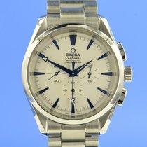 Omega Seamaster Aqua Terra Acier 42.2mm Argent