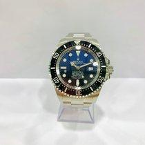 Rolex Sea-Dweller Deepsea Acero 44mm Azul Sin cifras España, Valencia