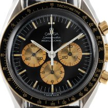 Omega Speedmaster Professional Moonwatch ST145.022 Muy bueno Acero y oro 42mm Cuerda manual