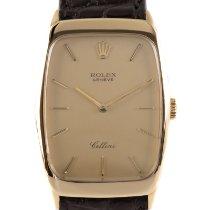 Rolex Cellini Gulguld 35.5mm Guld