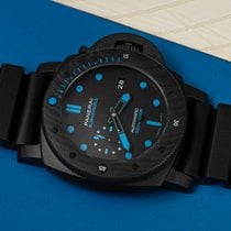 Panerai Luminor Submersible Kol 42mm Svart