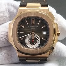 Patek Philippe Rose gold 40.5mm Automatic 5980R-001 pre-owned