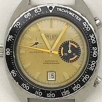 Heuer Steel 42mm Automatic 15630 pre-owned