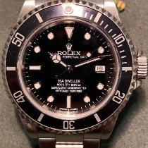Rolex Sea-Dweller 4000 16600 God Stål 40mm Automatisk Danmark, Copenhagen