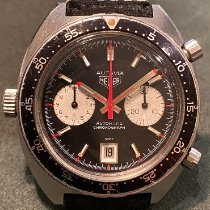Heuer Steel 42mm Automatic 1163 V pre-owned