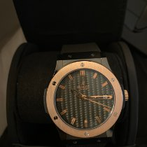 Hublot Classic Fusion 45, 42, 38, 33 mm Céramique 45mm Noir France, Paris
