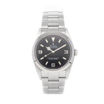 Rolex 114270-0001 Steel Explorer 36mm pre-owned United States of America, Pennsylvania, Bala Cynwyd