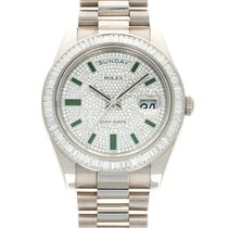 Rolex Day-Date II White gold 41mm United States of America, California, Beverly Hills