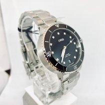 Oris Aquis Date Steel 36mm Black No numerals United States of America, New York, NY