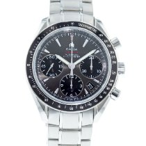 Omega 323.30.40.40.06.001 Steel 2010 Speedmaster Date 40mm pre-owned United States of America, Georgia, Atlanta