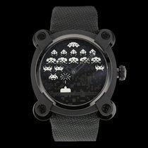 Romain Jerome Moon-DNA Aluminio 40mm Negro