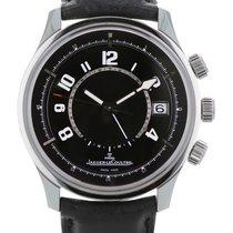 Jaeger-LeCoultre AMVOX Steel 42mm Black Arabic numerals