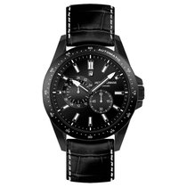 Jacques Lemans new Automatic Small seconds Luminous indices 48mm Steel