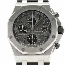 Audemars Piguet Royal Oak Offshore Chronograph Acier 42mm Gris