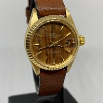 Rolex 6917 Or jaune 1971 Lady-Datejust 26mm occasion