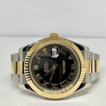 Rolex 116333 Or/Acier 2015 Datejust II 41mm occasion